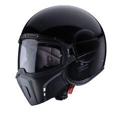 Casco Caberg Ghost black negro brillante XL helmet casque capacete helm motorrad