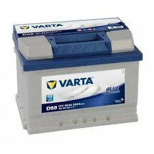 VARTA Starter Battery BLUE dynamic 5604090543132