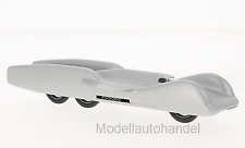 MERCEDES t80 carrello record 1939 ARGENTO 1:43 NEO 46975 >> NEW <<