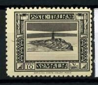 Somalia 1932 Sass. 169 Nuovo * 100% pittorica