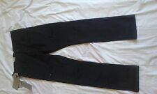 "MENS BNWT POLICE 883 BLUE/BLACK TAPERED JEANS SIZE 30"" WAIST 32"" LEG"