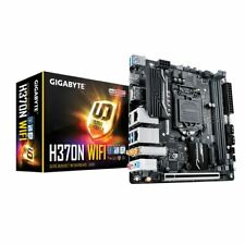 GIGABYTE H370N WiFi LGA 1151 Intel mini-ITX mITX MB - Free Shipping USA - NEW