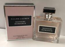 Midnight Romance By Ralph Lauren For Women EDP Parfum Spray 3.4 oz/100 ml Sealed