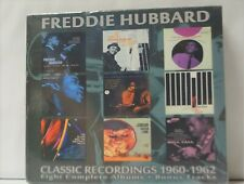 FREDDIE HUBBARD 4 CD BOX SET - CLASSIC RECORDINGS 1960 - 1962