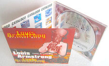 LOUIS ARMSTRONG Greatest Hits (2002) CD ORIGINALE DIGIPACK