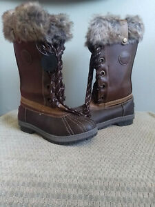 Women's London Fog Collection boots size 8 NWT