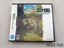 Ni no Kuni (game only) Nintendo DS Japanese Import NDS Japan JP US Seller A