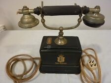Antique ALLM.  Telefon A.B.L.M. Ericsson, Sweden, Stockholm