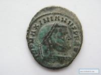 Moneda Romana: Folis de maximiano