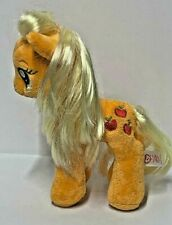 "~Ty Beanie Baby~MY LITTLE PONY~Friendship Magic~APPLEJACK 7"" Plush~"