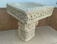 NICE WATER FONT FOR GARDEN. WITH CAPITAL ANCIENT AL ANDALUS