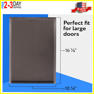 Large Replacement Dog Door Flap Compatible with PetSafe Freedom Doggie Doors