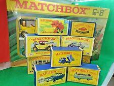 Vintage Matchbox Series / Moko / Yesteryear    Job Lot