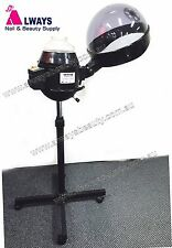 Hairdressing Hair Steamer on Stand Hair Care Treatment Black Color RRP$195