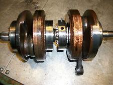 Honda CL360 cl 360 crank shaft rods motor parts engine parts