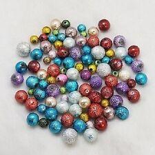 50g x trama MOON superficie vetro perle, Misto Colori e Dimensioni