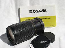 OSAWA MC 70-150mm F 3.8  lens for MINOLTA MD mount cameras SN5111085