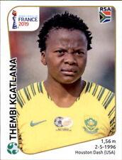 Panini Frauen WM 2019 Sticker 173 - Thembi Kgatlana - Südafrika