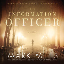 The Information Officer by Mark Mills 2010 Unabridged CD 9781441721280