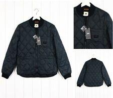 Abrigos y chaquetas de hombre en color principal negro de poliamida