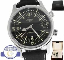 Longines Heritage Legend Diver Collection automatic 40mm Date L3.674.4 Watch