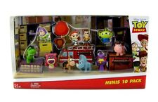 Toy Story DYN69 Minis Figures Pack of 10(1 or 2 figure is loose)
