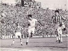 Calcio-Football Foto Azione Juventus-Padova Anni'60, Colombo-Leoncini