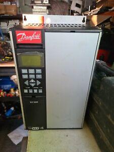 Danfoss VLT5004PT5C20STR3DLF00A00CO output 4.3Kva