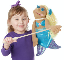 Melissa and Doug Mermaid Puppet - 40358 - NEW!