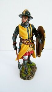 KING AND COUNTRY RH016 - Robin Hood Series -SERGEANT-AT-ARMS WITH A MACE - Boxed