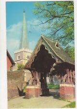 St Marys Church Harrow On The Hill 1970 Postcard 789a