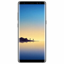 "Samsung Galaxy Note 8 64GB 6.3"" 6GB Android Smartphone Midnight Black (408939)"
