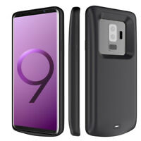 Samsung Galaxy S9/Plus Charging 5200mAh Rechargeable Extended Battery Power Case
