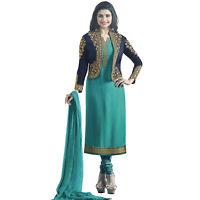 Wedding Party Heavy Gown Indian Pakistani Dress Anarkali Designer Salwar Kameez