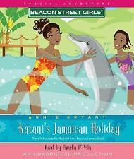 Beacon Street Girls Special Adventure: Katani's Jamaican Holiday  - Audiobook