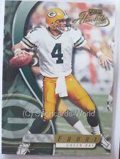 Brett Favre - 2000 Playoff Absolute #65 - Green Bay Packers Playercard