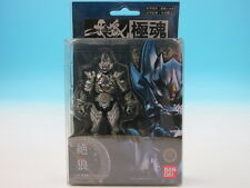 [FROM JAPAN]Garo Kiwami Damashii Garo Silver Fanged Knight Zero Action Figur...