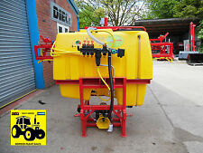 **TRACTOR MOUNTED CROP SPRAYER 200-1000L COMPACT BRAND NEW** VAT & DELIVERY INC
