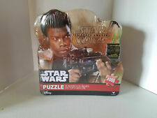 Star Wars Puzzle The Force Awakens Finn Jakku Jedi Knight Light Saber Rebel