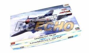 Hasegawa Aircraft Model 1/48 Airplane Lavochkin La-7 156 IAP Hobby 07398 H7398