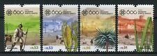 Portugal 2018 MNH Madeira Porto Santo 600 Years 4v Set Plants Trees Cows Stamps