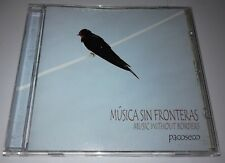 Musica Sin Fronteras Music Without Borders CD Album - Pacoseco Miguel Dominguez