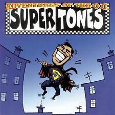 O.C. SUPERTONES - Adventures Of The (CD 1996) OOP Third Wave Ska-core oc EXC-NM