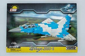 Cobi 5801 Mirage 2000-5 Flugzeug