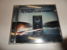 CD the stade techno experience de scooter (2003)