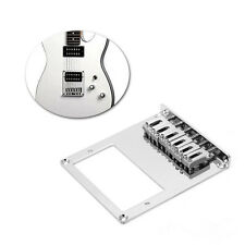 6 String Bridge Tele Electric Guitar Square Saddle For Telecaster Guitar