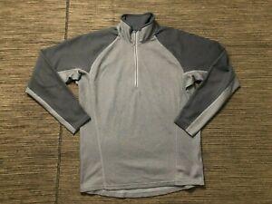 Patagonia Adult Mens Large Pullover 1/2 Half Zip Top