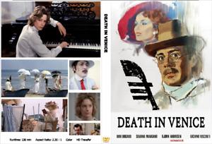 DEATH IN VENICE (1971) Dirk Bogarde