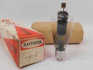 Raytheon 5720 / FG-33 Vintage Thyratron Vacuum Tube (NOS, several available)