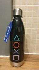 Sony Officiel Playstation 680 ml bouteille d'eau SPORTS SCHOOL Gaming Rétro Cadeau Nouveau